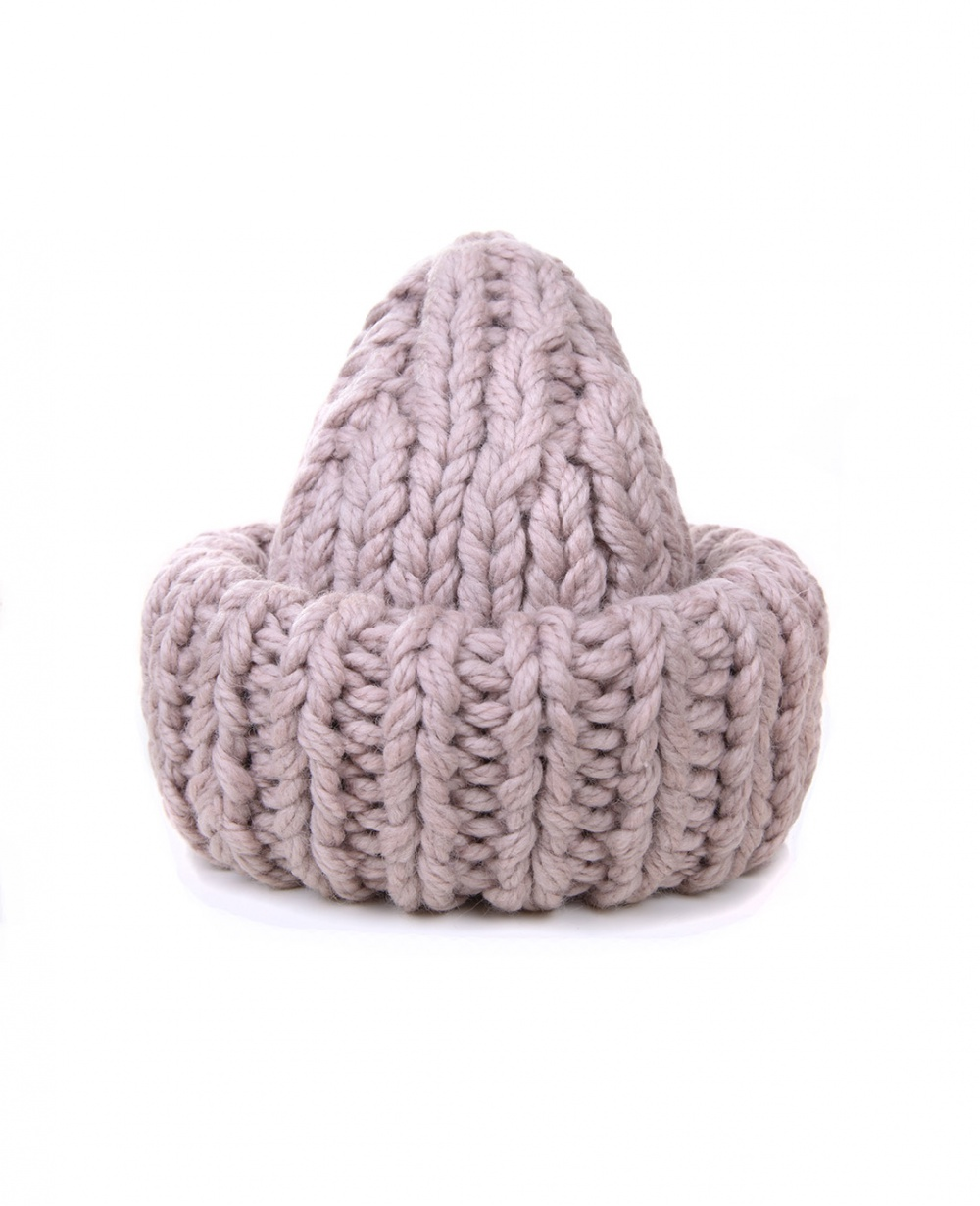 Шерстяная шапка Style track, размер one size