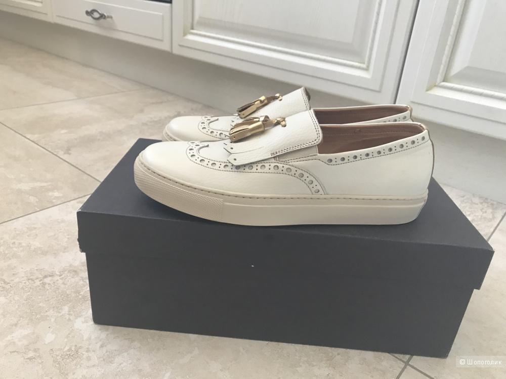 Туфли ( мокасины ) Seboys, размер 38.