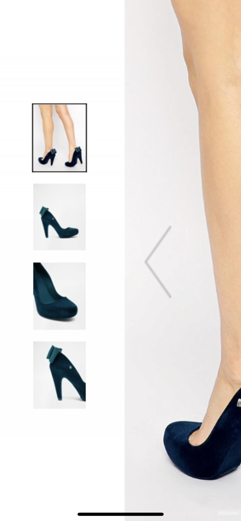 Туфли Melissa 38 размер.