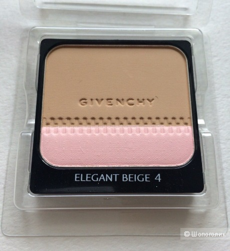 Givenchy Teint Couture Long-Wearing Compact Foundation Тональный крем  тон 4.