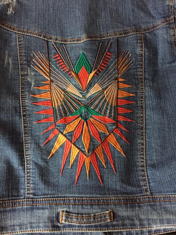 Джинсовая куртка FairChild размер 46 rus