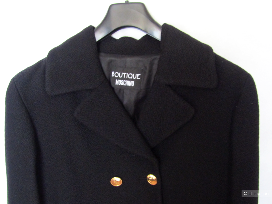 Полупальто Boutique Moschino размер 44/46