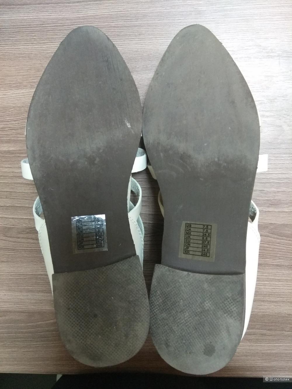 Босоножки со шнурками, 38 размер, Forever 21