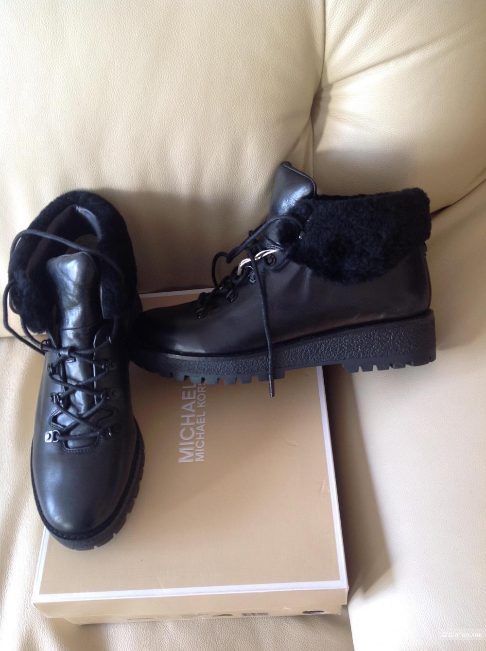 Ботинки зимние Michael kors, размер 10, на 40-41