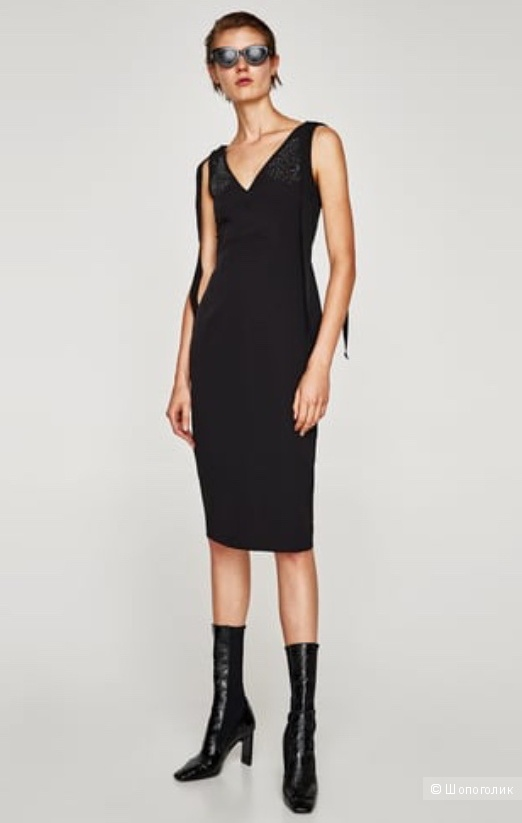 Платье Zara, р-р М