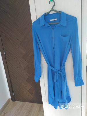 Платье-рубашка, Pepe Jeans, размер S