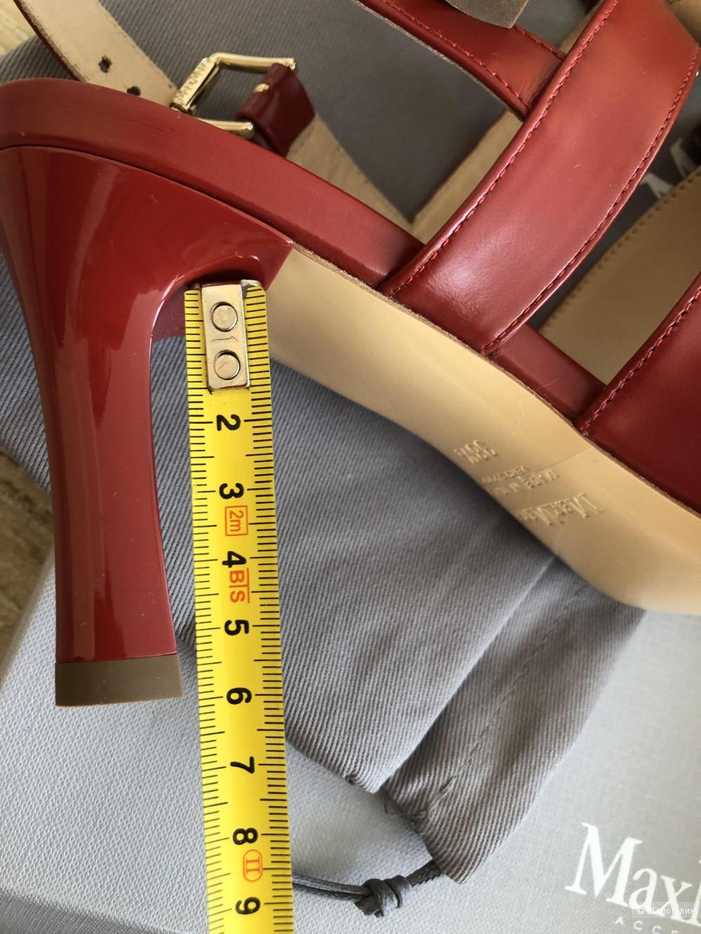 Босоножки MaxMara размер 38,5