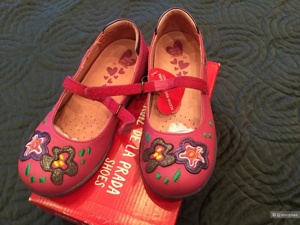 Туфли Agatha ruiz de la prada, размер 32
