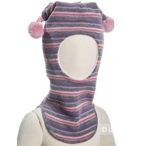 Зимний шапка-шлем KIVAT, размер 1 (1 год)