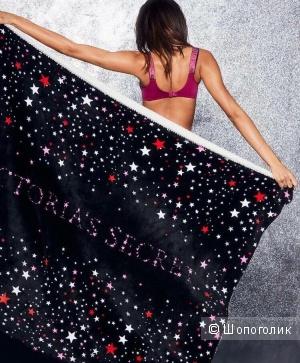 Одеяло/плед Victoria's Secret из шерпы