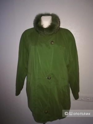 Куртка -парка , no name, размер L/XL