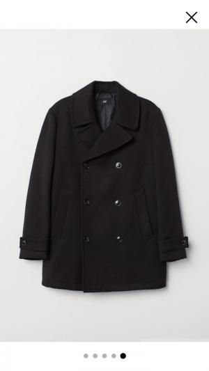 Пальто HM размер 50