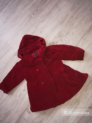 Пальто  the children's place, размер 3 года