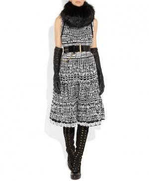 Платье, ALEXANDER MCQUEEN , размер XL