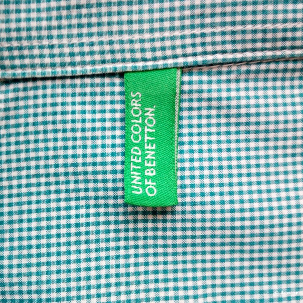 Рубашка BENETTON, размер M.