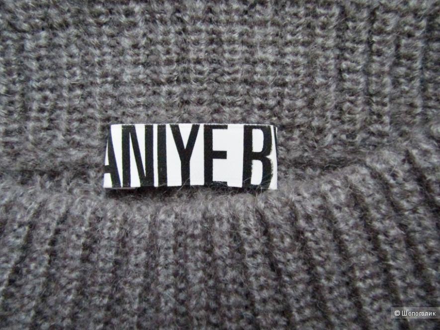 Свитер удлиненного силуэта ANNIYE BY размер 46/48