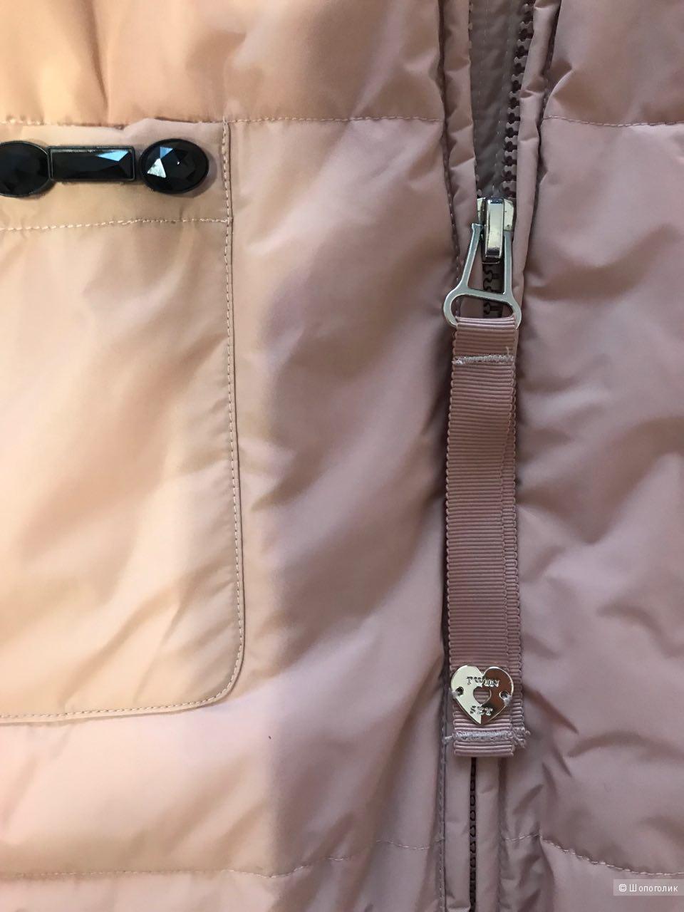 Женский пуховик, новый, TWIN-SET, размер М