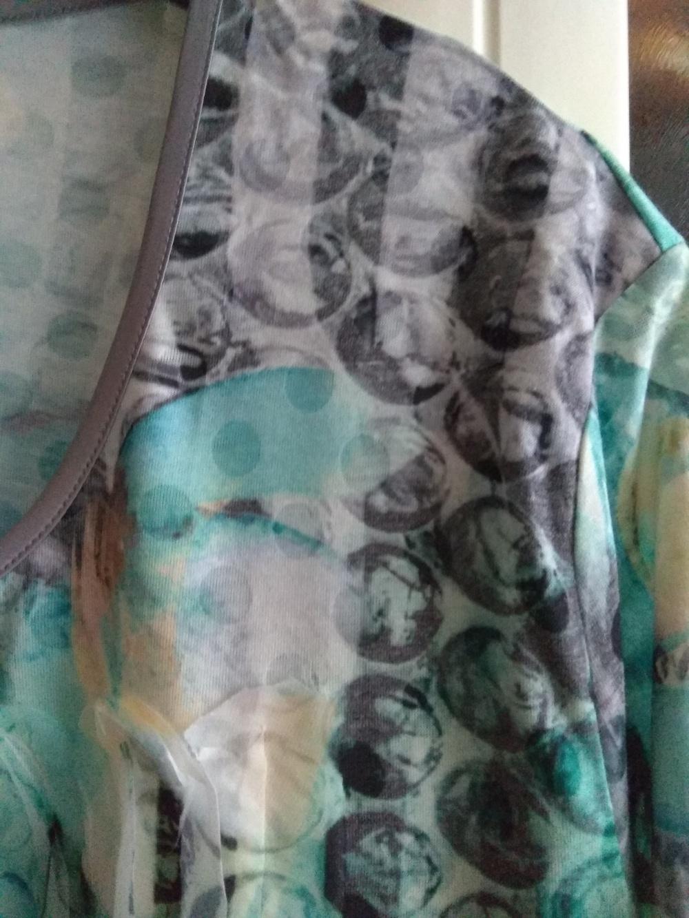 Блузка Gerry Weber, размер 48 (нем) = 52-54-56 (рос)