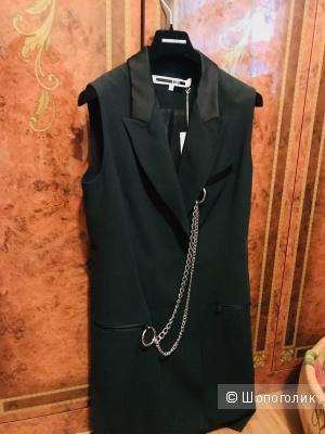 """Оригинальный пиджак/жакет/платье """"Alexander McQueen"""" размер L"""