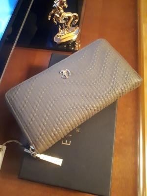 Бумажник портмоне  новый Ewa Minge, Milano YOOX 19x10 см