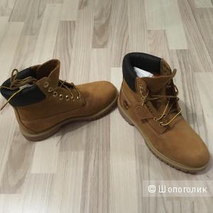 Ботинки мужские или подростковые Timberland 39 р-р