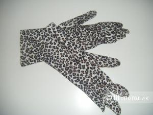 Перчатки, no name, р.6-7