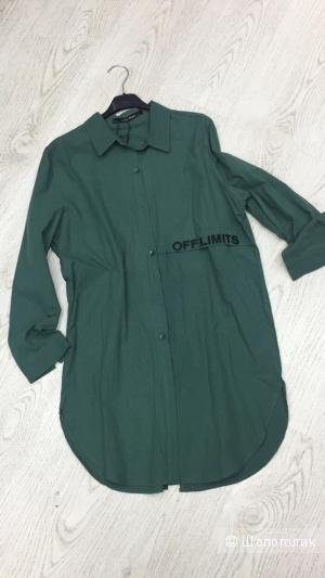 Платье - рубашка OFF LIMITS, 44-50