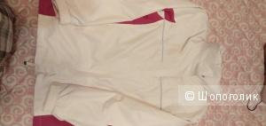 Куртка спортивная -ветровка с утеплителем ТСМ. Евр 40