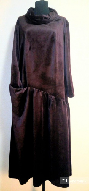 Платье XXXL, 54