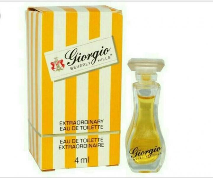 Духи Giorgio Beverly Hills 1981 объем 4ml