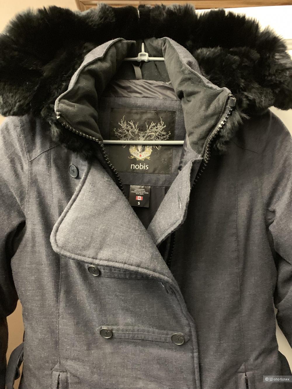 Пальто Nobis Ursula, размер S