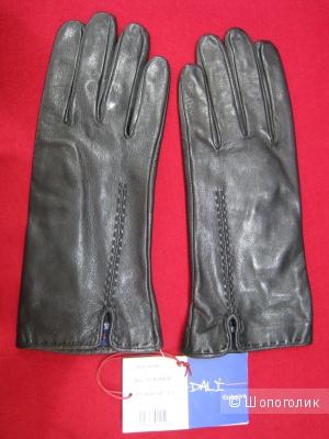 Перчатки из кожи ягненка DALI Exclusive, 7,5