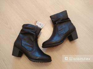 Демисезонные сапоги сапожки ботинки Footflex, размер 39