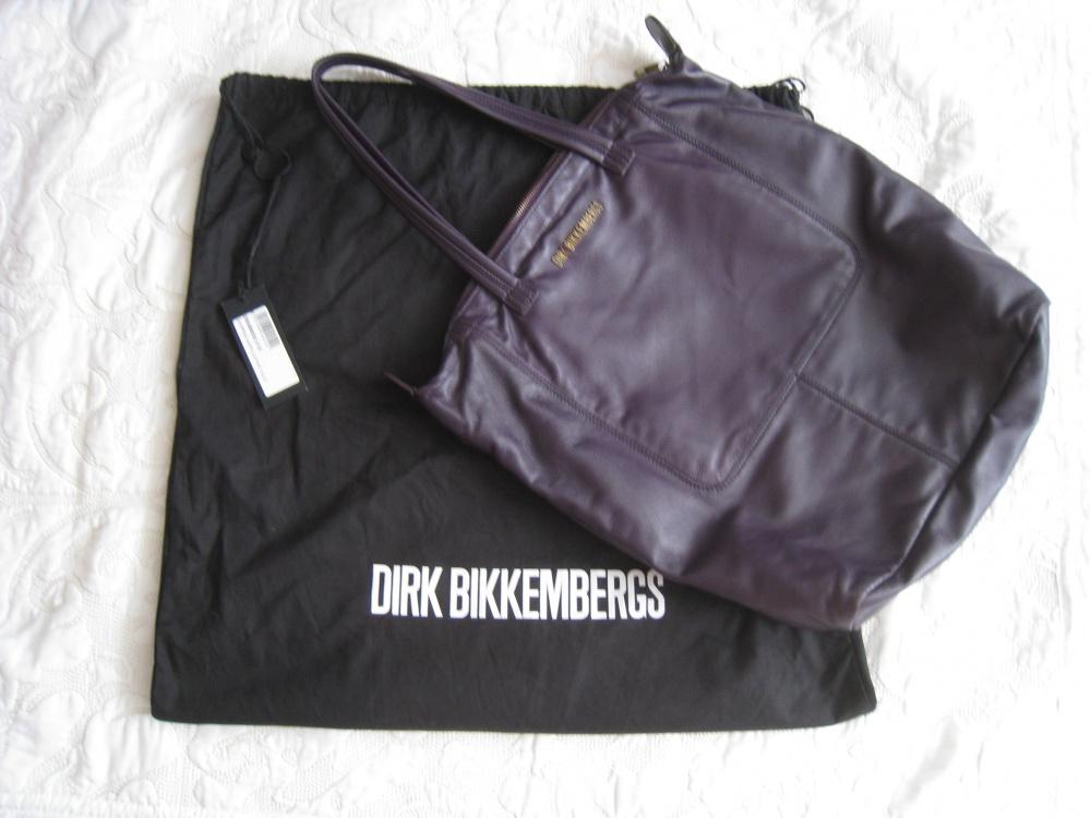 Сумка Dirk Bikkembergs, 40х40
