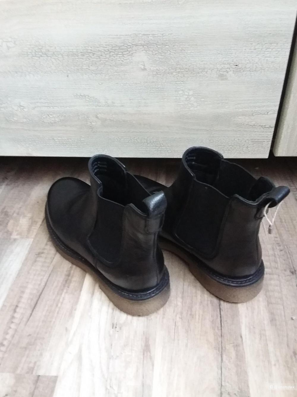 Ботинки челси lumberjack 38 размер