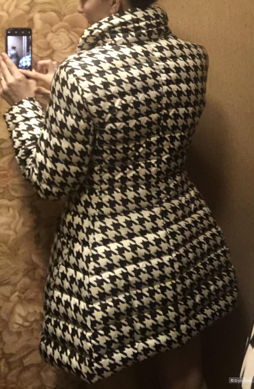 Пуховое пальто, Odri Mio, 46-48 р