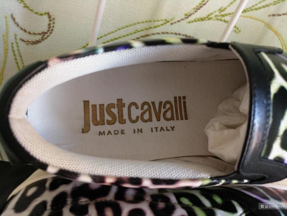 Мокасины Just Cavalli размер 38
