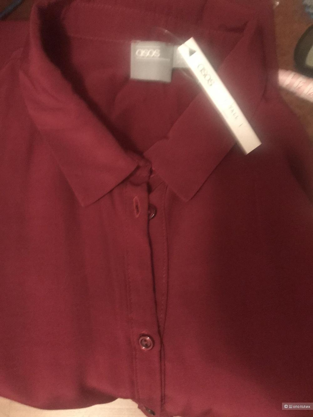 "Платье-рубашка на пуговицах  ""ASOS"", размер 50"