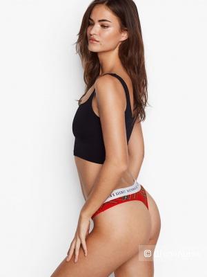 Трусики-стринги Victoria's Secret, размер M (ОБ до 104 см)