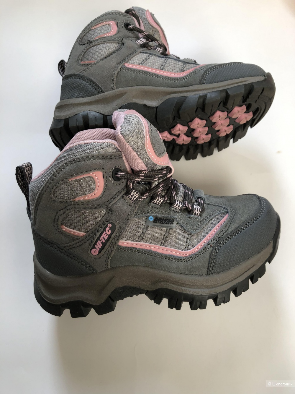 Ботинки детские  Hi-Tec размер 28