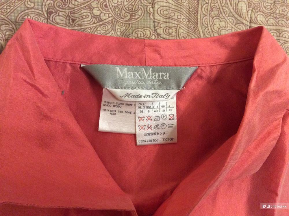 Топ — блузка MaxMara, размер 42, 44—46