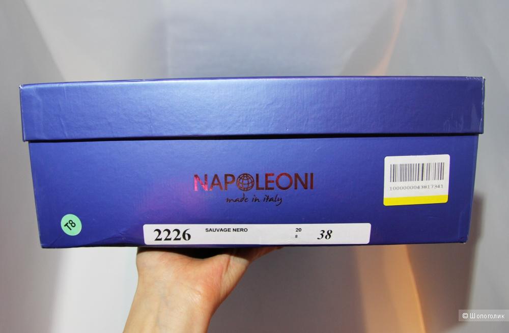 Сапоги NAPOLEONI размер 38