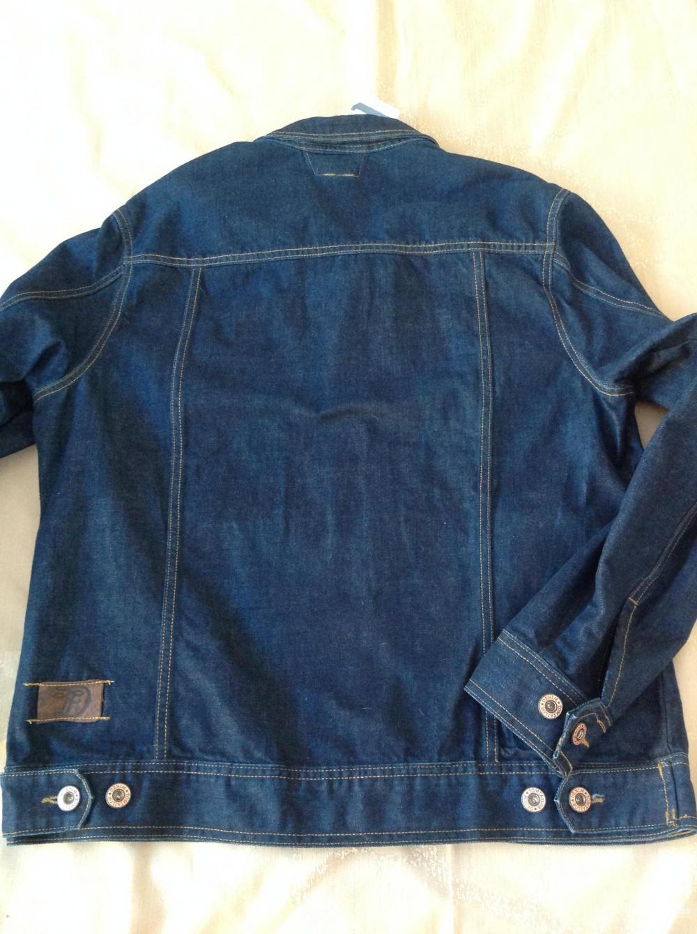 Куртка джинсовая Tom Tailor, XXL, на 52-54-56