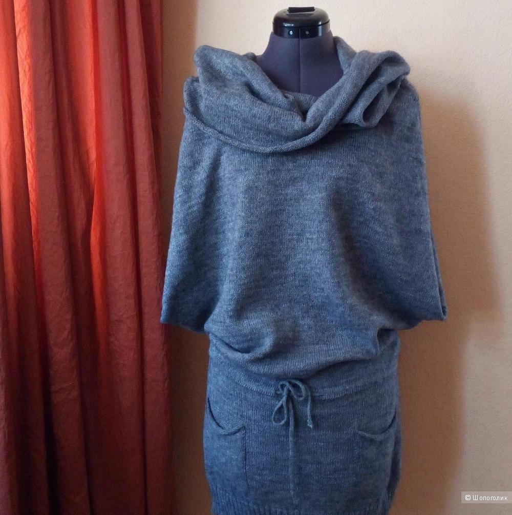 Платье-туника no name, размер 42-44-46.