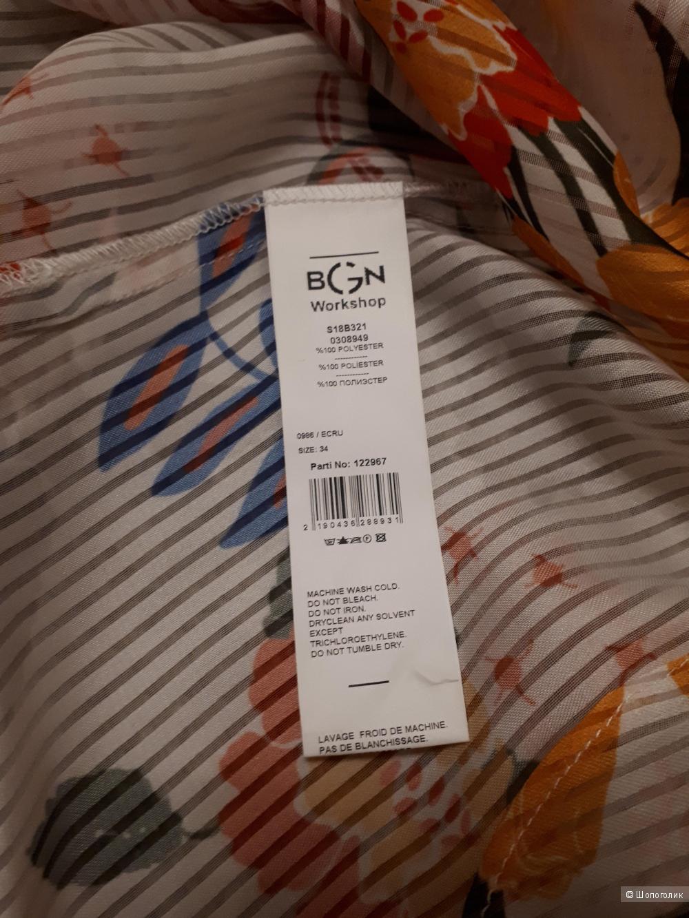 Блузка BGN, размер 34