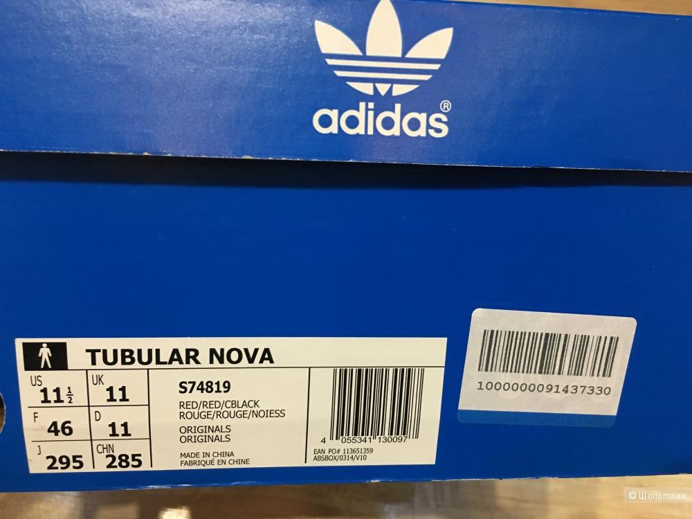 Кроссовки ADIDAS TUBULAR NOVA, размер 46EUR