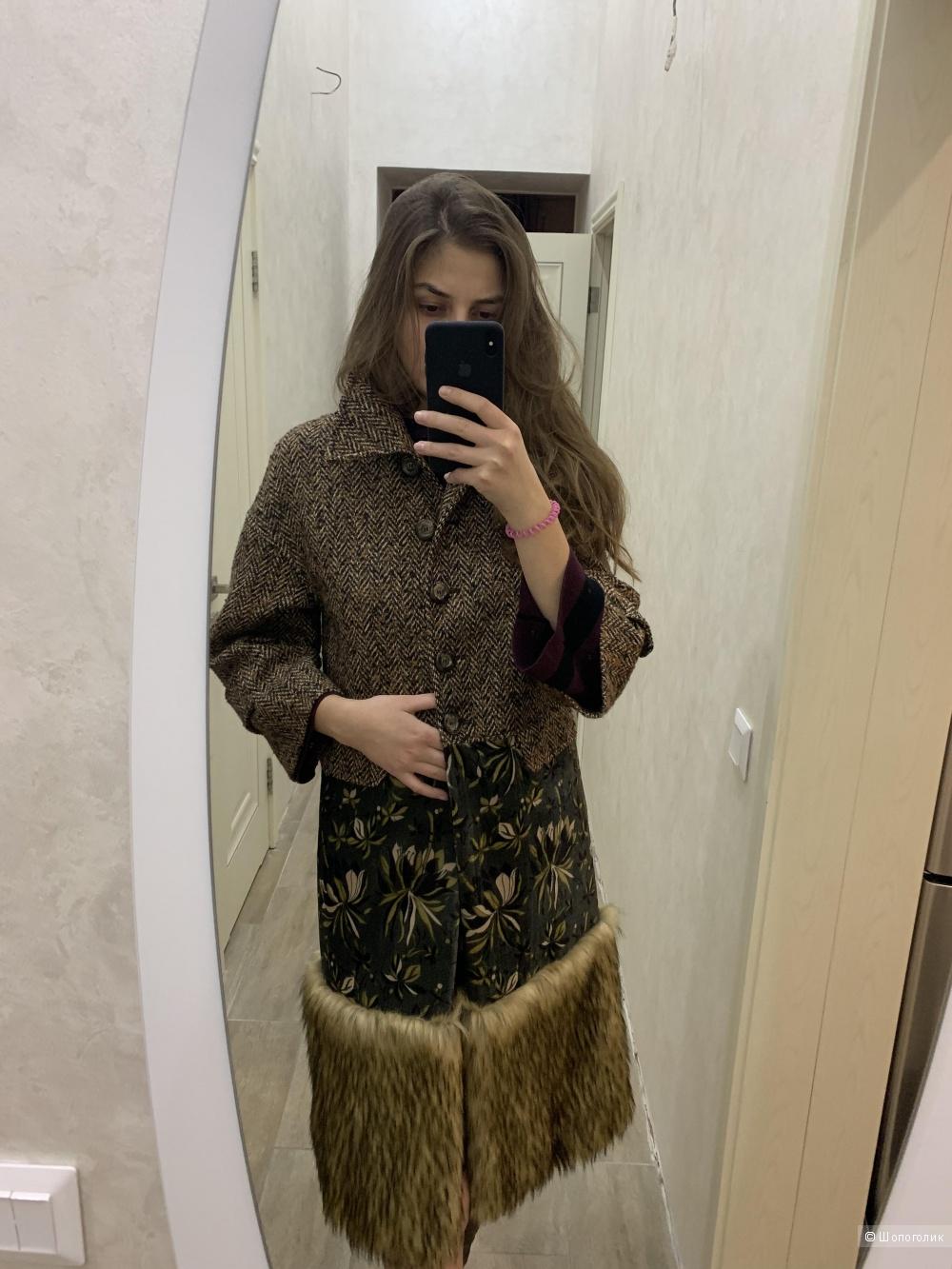 Пальто Ynot?, размер 42-44