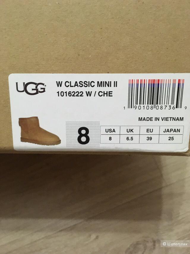 Короткие угги UGG Classic Mini II Boot , размер US8