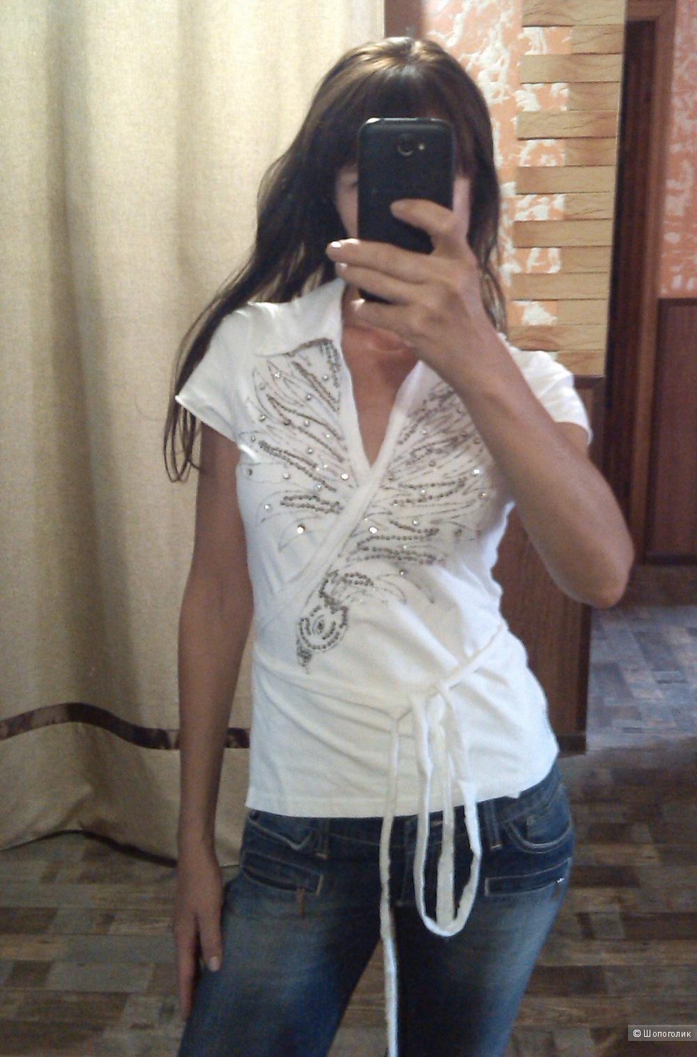 Блузка Armani Jeans, 46 росс.