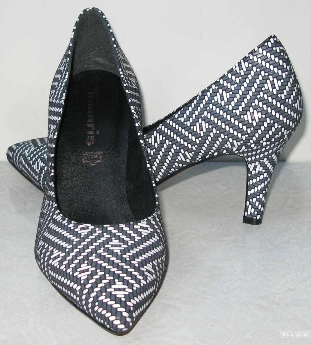 Женские туфли, бренд Тамарис, размер 37